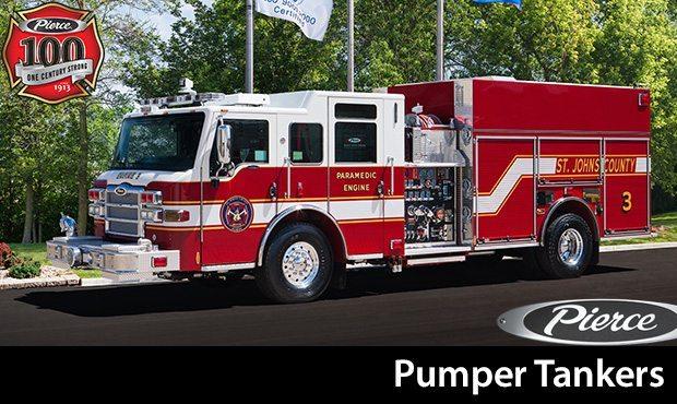 Pumper-Tanker