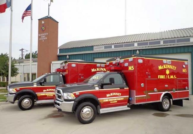 Braun Liberty Ambulance