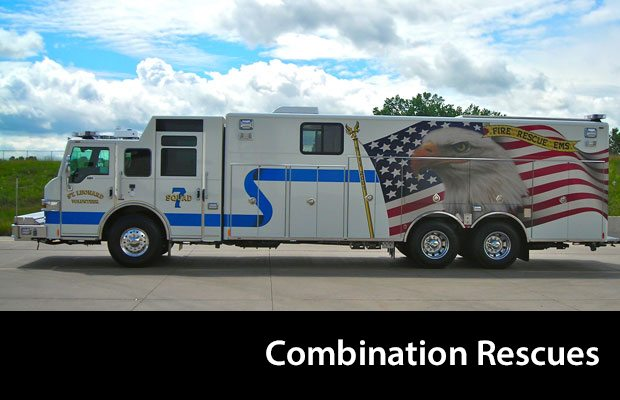 Pierce Combination Rescues