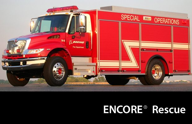 Pierce ENCORE Rescue