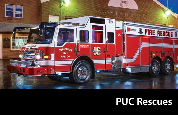 Pierce PUC Rescues