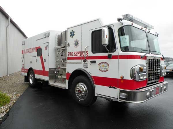 Braun Patriot Emergency Vehicle