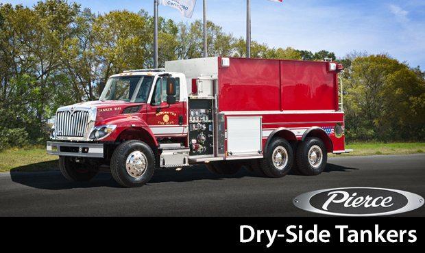 Pierce Dry-Side Tankers