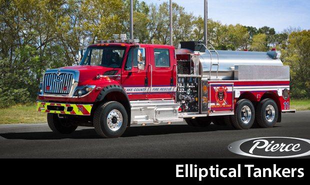 Pierce Elliptical Tankers