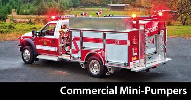 Commercial Chassis Mini-Pumpers