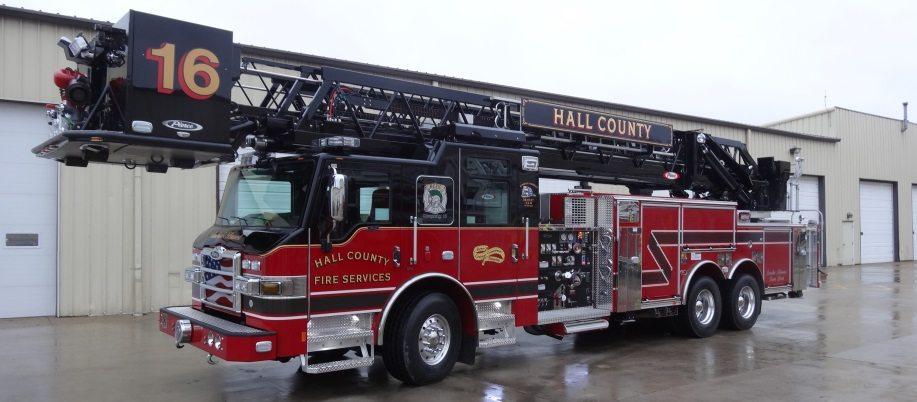 Hall County, GA - Velocity 100' Aerial Platform