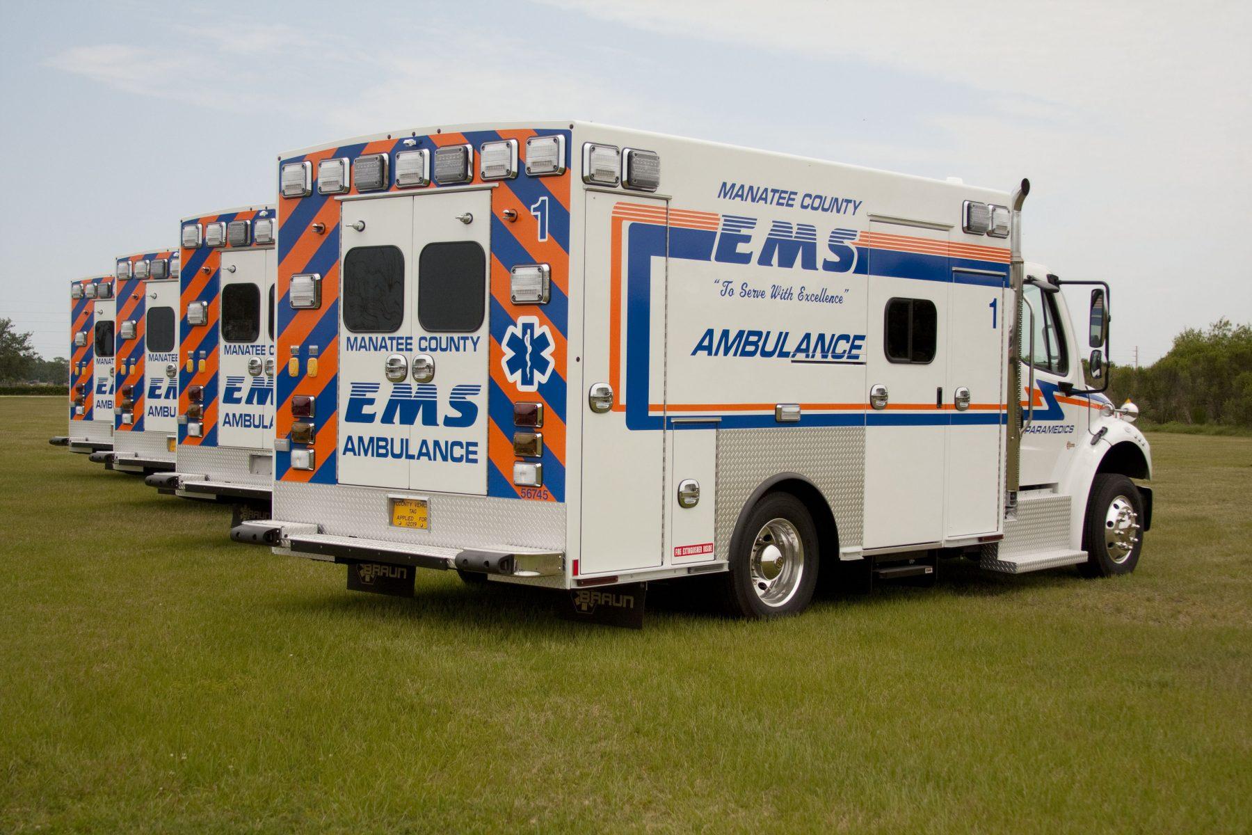 Ten 8 Fire Equipment Ten-8 Ambulance Product Offering