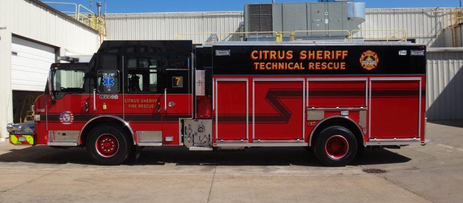 Ten 8 Fire Equipment Pierce Impel Puc Pumper Delivered To