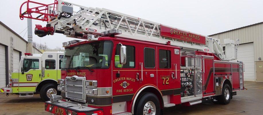 Ten 8 Fire Equipment Pierce Enforcer 107 Ascendant