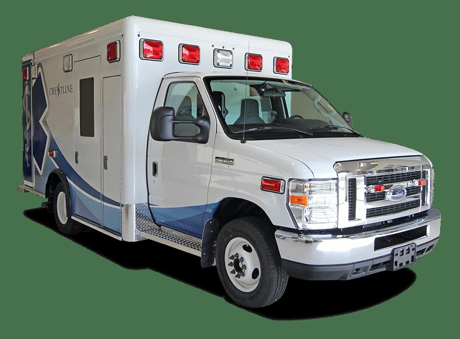 Crestline CCL150 Type III Ambulance